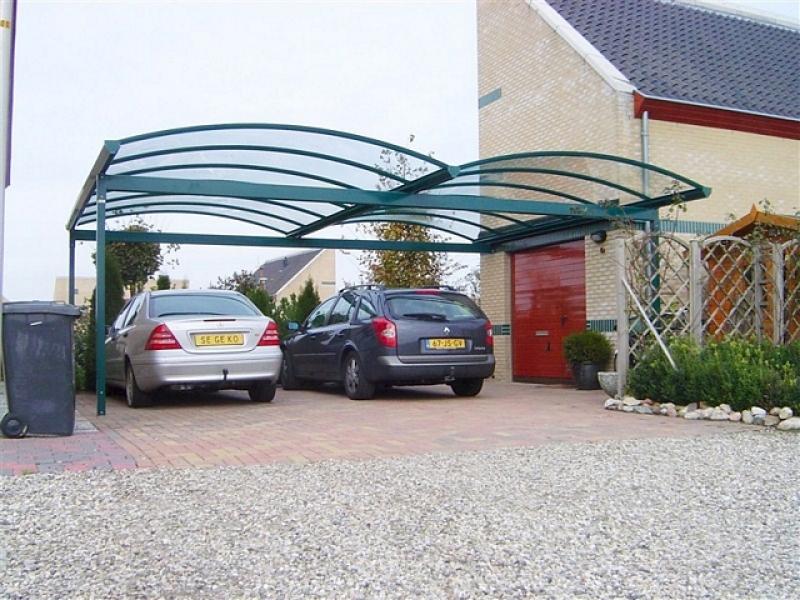 Carport voorbeelden en foto\'s - Referenties SeGeKo carports